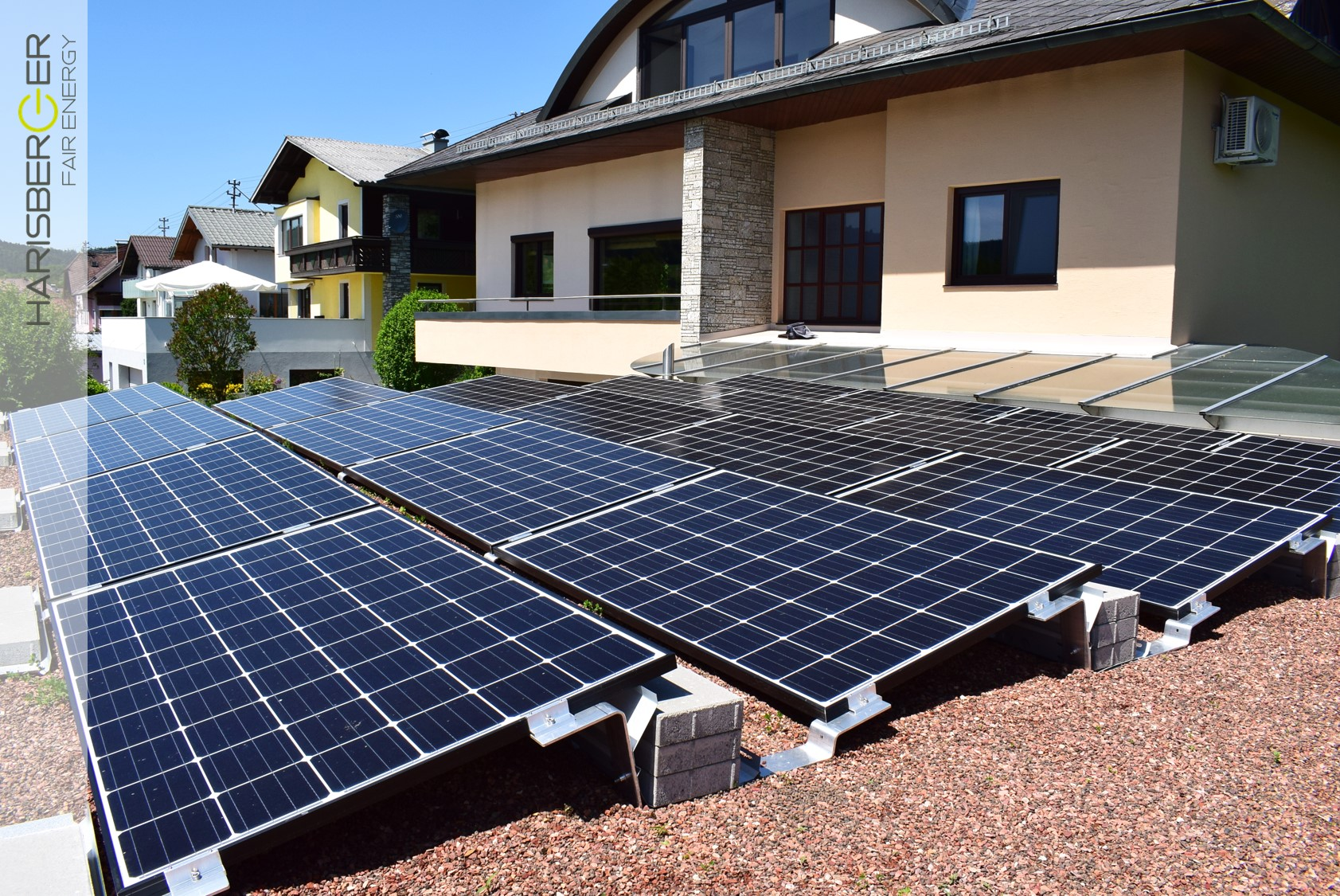 PV-Anlage, Einfamilienhaus, Ottnang am Hausruck 6,1 kWp
