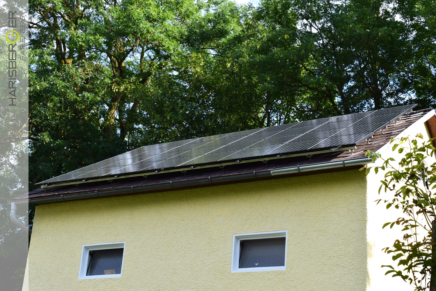 Photovoltaikanlage, Einfamilienhaus, Bad Hall, 5,04 kWp