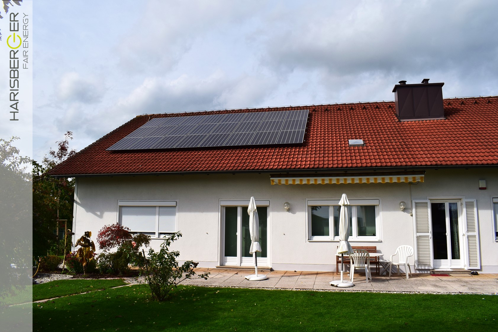 7,56 kWp PV-Anlage mit 6 kWh Speicher,Marchtrenk