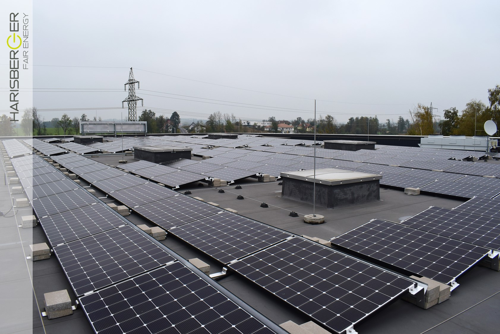 Spar Poschacher, Gunskirchen, 70,35 kWp